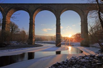 ST606C LAMBLEY VIADUCT 6COUTH TYNEDALE NORTHUMBERLAND
