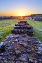 HW150L BLACK CARTS, HADRIAN'S WALL, NORTHUMBERLAND