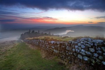 HW306H HOTBANK CRAGS HADRIAN'S WALL