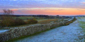 wHW1136A BIRDOSWALD ROMAN FORT HADRIAN'S WALL