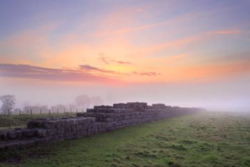 HW149A BLACK CARTS HADRIAN'S WALL