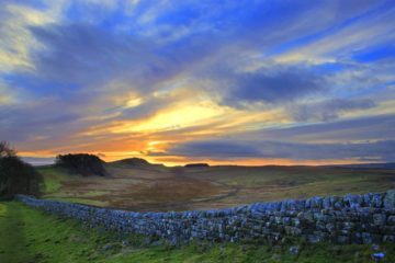 HW192D KENNEL CRAGS, HADRIAN'S WALL