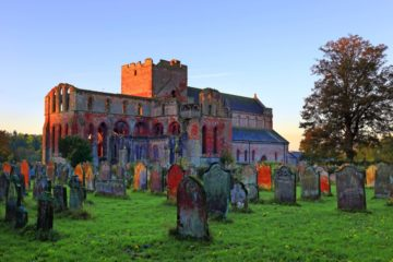 wHW1305D LANERCOST PRIORY CUMBRIA