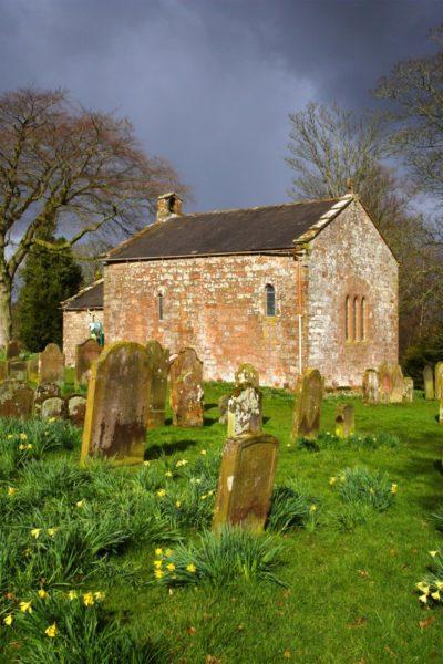 wHW1452 OLD CHURCH BRAMPTON CUMBRIA