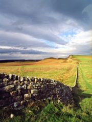 HW181 SEWINGSHIELDS CRAGS HADRIAN'S WALL