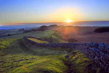 HW190S KENNEL CRAGS, HADRIAN'S WALL
