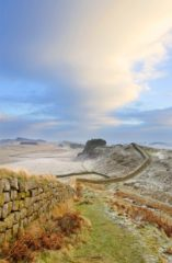HW284A CUDDY'S CRAGS HADRIAN'S WALL