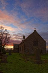 eHW911.14 ST OSWALD'S CHURCH, HEAVENFIELD