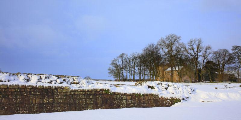 wHW1143B BIRDOSWALD ROMAN FORT HADRIAN'S WALL