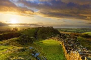 HW944.7 WALLTOWN CRAGS HADRIAN'S WALL